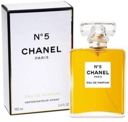 Chanel   No. 5 Paris Women Eau de Toilette  -  100 ml