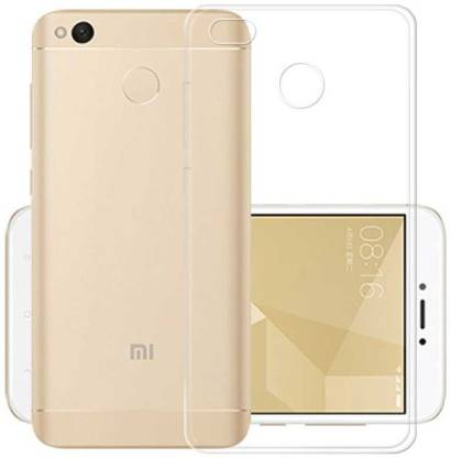 Wellpoint Back Cover for MI Y1 (Rubber Plain Case)