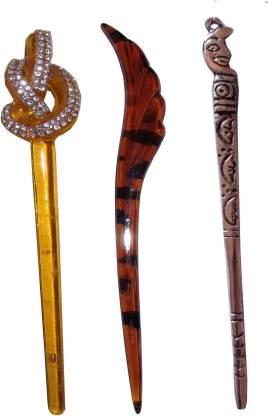 moti combo of juda sticks Bun Stick