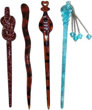 Pari combo of juda sticks Bun Stick