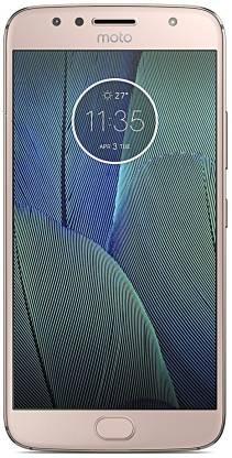 Moto G5s Plus (Blush Gold, 64 GB)