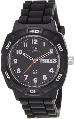 Maxima 27813PPGW Fiber Collection Analog Watch - For Men