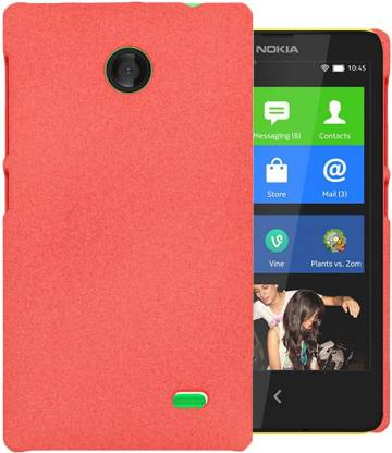 Heartly Back Cover for Nokia X