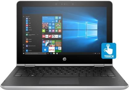 HP Pavilion x360 Core i3 7th Gen - (4 GB/1 TB HDD/Windows 10 Home) 11-AD031TU 2 in 1 Laptop