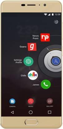 Panasonic Eluga A3 (Gold, 16 GB)