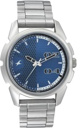 Fastrack 3124SM03 Loopholes Analog Watch - For Men