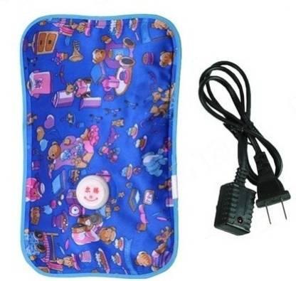 EMMQUOR 1l Electric Hot Water Bag Electrical 1 L Hot Water Bag