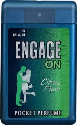 Engage citrus fresh Perfume  -  36 ml