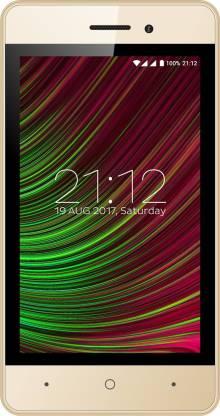 Zen M72 Smart (Black , Gold , Black, 8 GB)