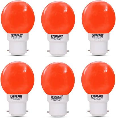 EVEREADY 0.5 W Standard B22 LED Bulb