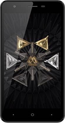 Videocon Metal Pro 2 (Black, Grey, 16 GB)