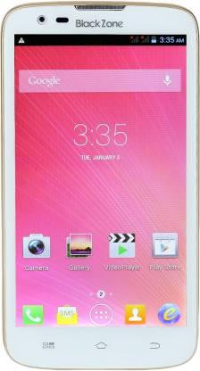 BlackZone Eco Android (Gold, 4 GB)