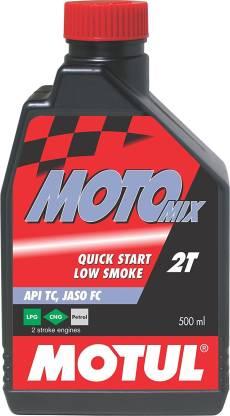 MOTUL Motomix 2T Motul Motomix 2T Heavy Duty Engine Oil
