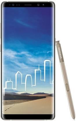 SAMSUNG Galaxy Note 8 (Maple Gold, 64 GB)