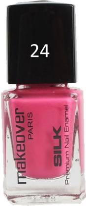 makeover PROFESSIONAL Nail Paint Natural Pink-24 Natural Pink-24