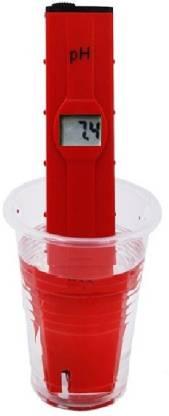 Shrih SH- 0927 Portable Pocket Pen Type Digital Meter Hydroponic Water pH Meter Tester Thermometer
