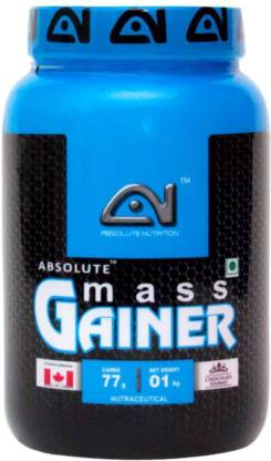 ABSOLUTE NUTRITION ZAMGC210817 Weight Gainers/Mass Gainers