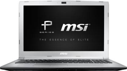 MSI PL Series Core i5 7th Gen - (8 GB/1 TB HDD/DOS/2 GB Graphics) PL62 7RC-270XIN Laptop