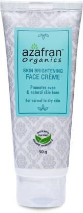 Azafran Organics Skin Brightening Face Creme