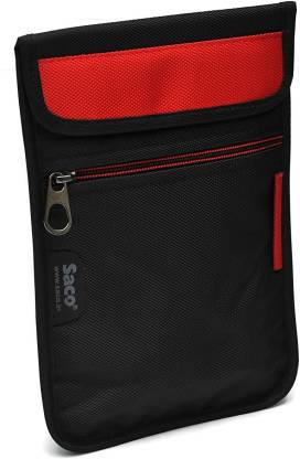 Saco Pouch for Tablet Xiaomi Mi Pad Bag Sleeve Sleeve Cover  Red
