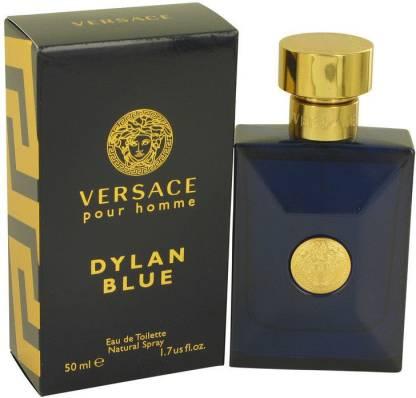 VERSACE Pour Homme Dylan Blue Eau de Toilette  -  50 ml