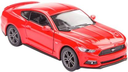 """Kinsmart 5"""" 1:38 Scale 2015 Ford Mustang GT Diecast Model Car Door Openable and Pull Back Action From Flying Toyszer"""