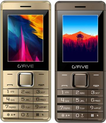 GFive Z8 Combo of Two Mobile