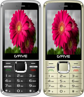 GFive G9 Combo of Two Mobile