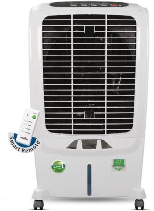 Kenstar 55 L Desert Air Cooler  (White, Snowcool-RE)