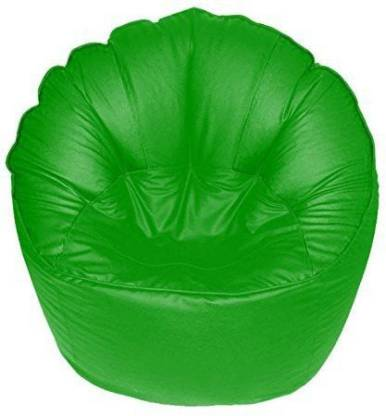 VSK XXXL Chair Bean Bag Cover  (Without Beans)