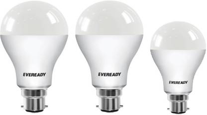 EVEREADY 9 W, 12 W Globe B22 LED Bulb