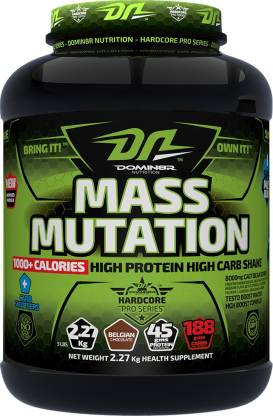 Dn Mass Mutation Weight Gainers/Mass Gainers