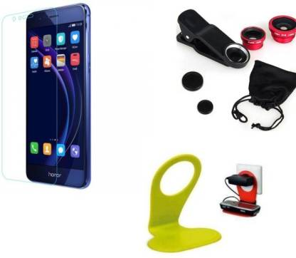 Mudshi Screen Protector Accessory Combo for Huawei Honor 8