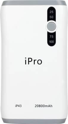 Ipro 20800 mAh Power Bank
