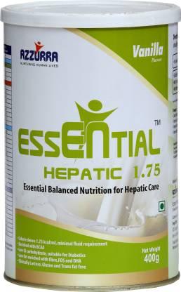 Azzurra Nurturing Human Lives Essential Hepatic 1.75 Whey Protein