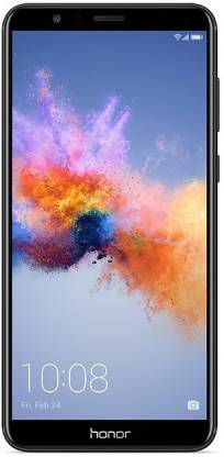 Honor 7X (Black, 32 GB)