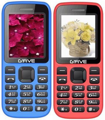 GFive N9 Combo of Two Mobile