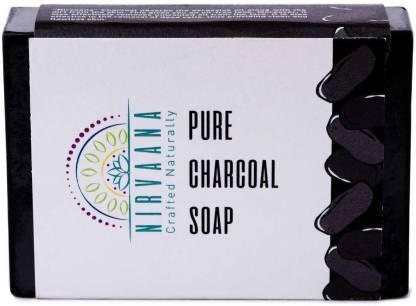 Nirvaana Handmade Natural Charcoal Soap
