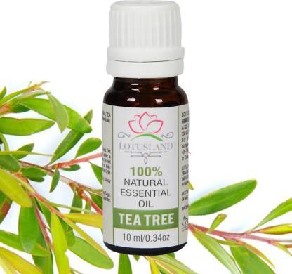 Lotusland 100% Pure & Natural Teatree Essential Oil