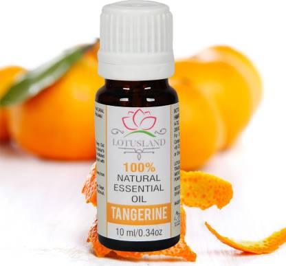 Lotusland 100% Pure & Natural Tangerine Essential Oil
