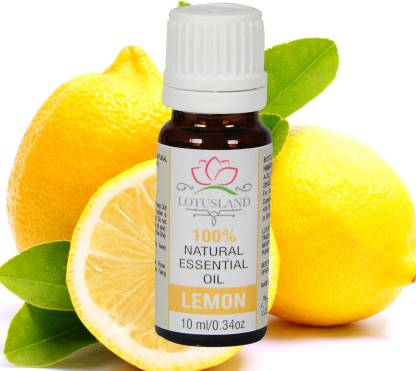 Lotusland 100% Pure & Natural Lemon Essential Oil