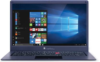 iball Atom 7th Gen - (4 GB/32 GB HDD/Windows 10 Home) Exemplaire+ Laptop