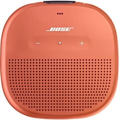 Bose Soundlink Micro Portable Bluetooth Speaker