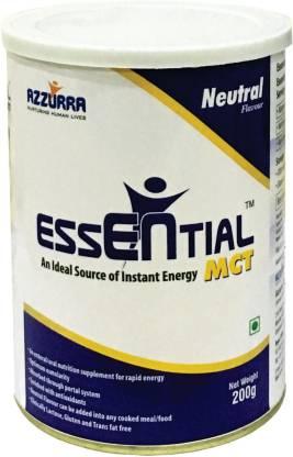 Azzurra Nurturing Human Lives Essential MCT Whey Protein