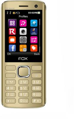 FOX 24 Karat Gold