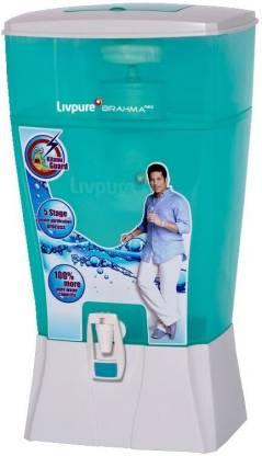 LIVPURE Brahma Neo 24 L Gravity Based Water Purifier