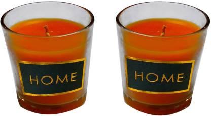 Limerick Home Sandalwood Fragrance Set Of 2 Votive Candle