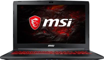 MSI GL Series Core i7 7th Gen - (8 GB/1 TB HDD/Windows 10 Home/4 GB Graphics/NVIDIA GeForce GTX 1050) GL62M 7RDX-2680IN Gaming Laptop