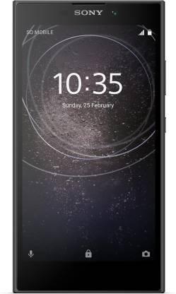 SONY Xperia L2 Dual (Black, 32 GB)