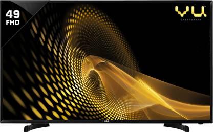 Vu 124 cm (49 inch) Full HD LED TV